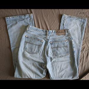 Express Bleus Moda Flare jeans size 11/12R ~GUC~